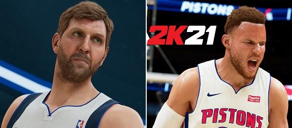 Differences between NBA 2K22 vs NBA 2K21