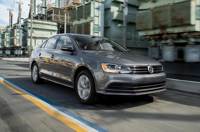 Volkswagen Jetta уходит с рынка Великобритании