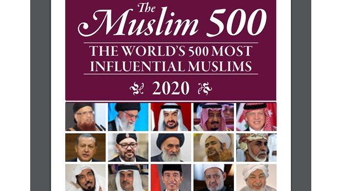Presiden Jokowi Masuk Masuk Urutan 13 Tokoh Muslim Berpengaruh Di Dunia
