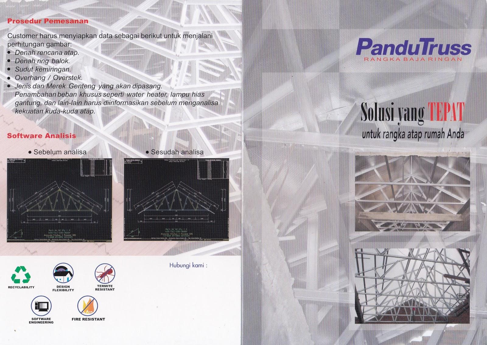 Jenis Produk Baja Ringan Konstruksi Makassar Harga Termurah