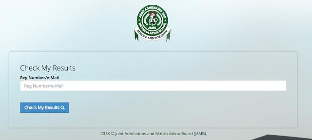www jamb org ng