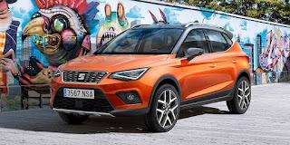 Seat Arona, el SUV pequeño de la marca española.