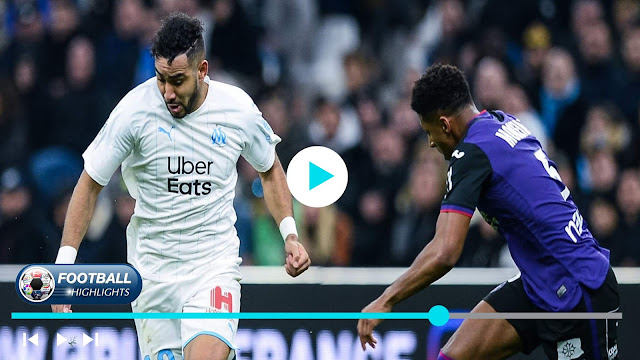 Olympique Marseille vs Toulouse – Highlights