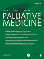 Image of Palliative Medicine journal