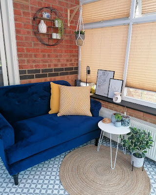 My conservatory makeover revealed