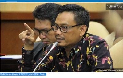 Wakil Ketua Komisi X DPR RI Fikri Faqih Minta Tunjangan Guru Dikembalikan