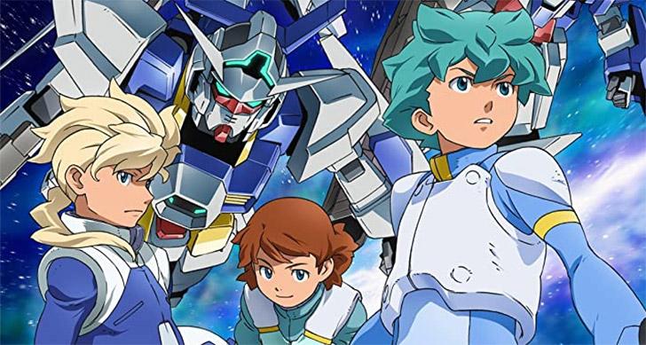 """""""A Pencil Full of Lead"""", considerazioni su Gundam AGE"""