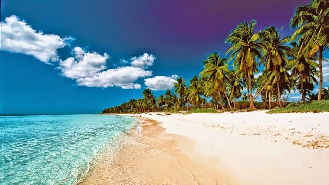 5. Punta Cana, Dominican Republic. - Summer Is For Relaxing.... These 10 Beaches Will Cut Off Your Breath!