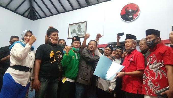 Respon Gerakan Kubu Sebelah, Relawan Sugiri Sancoko Gelar Doa Bersama