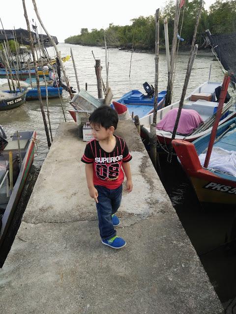 Mee Udang Parit 30