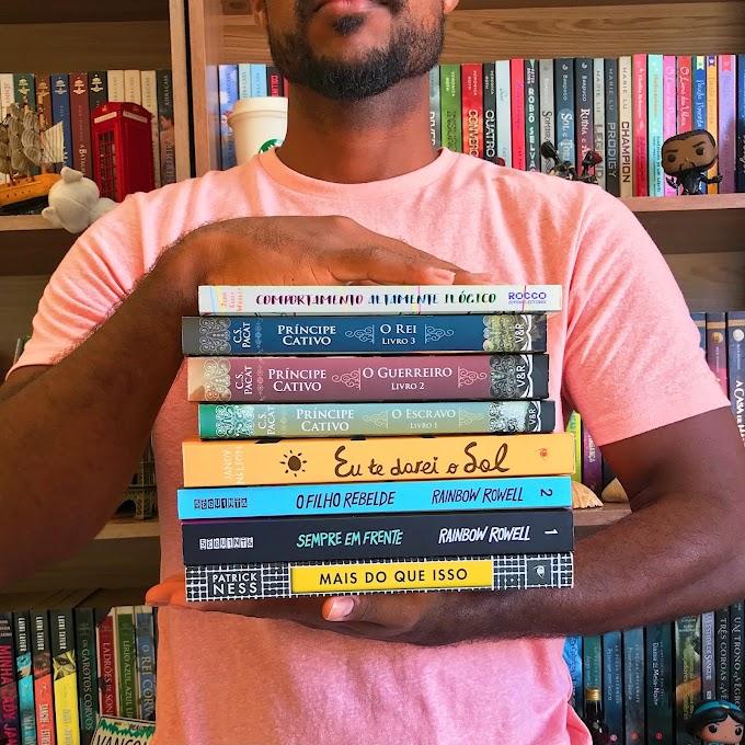 5 livros que vão além da representatividade LGBT, por @eitajali