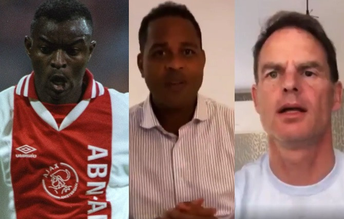 Super Eagles legend, Finidi George turns 50 Yesterday and his former club teammates at Ajax made a tribute video to wish him a happy birthday... Watch!