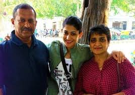 Ashwini Ponnappa Family Husband Son Daughter Father Mother Age Height Biography Profile Wedding Photos