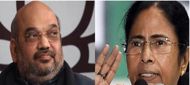 Amit Shah writes to Mamata Banerjee,  ...timesofindia.indiatimes.com,...www.hindustantimes.com