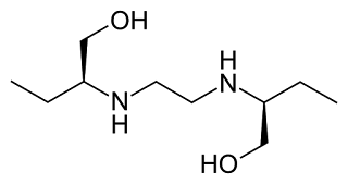 N-substituted ethylenediamine (Antitubercular Agent.)