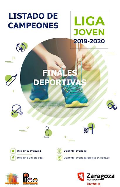 LIGA JOVEN ZGZ FINAL DE TEMPORADA 2019-2020