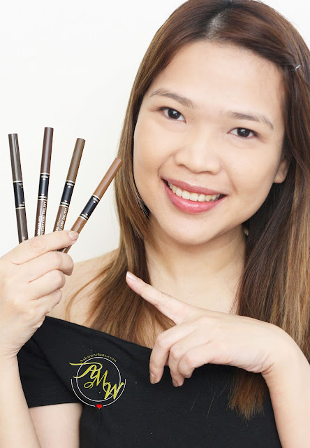 a photo of K-Palette Lasting 3Way Eyebrow Pencil Review_AskMeWhats