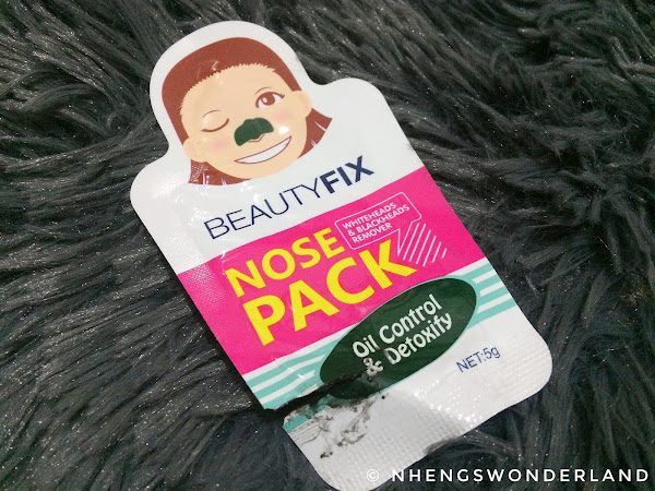 Sulit Nose Pack - Beauty Fix Nose Pack Review