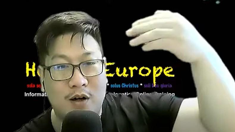 Jozeph Paul Zhang: Lu yang Puasa, Gua yang Laper!