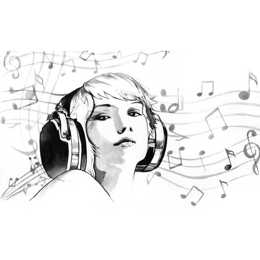 08-Relaxing-with-music-Julia-www-designstack-co