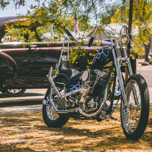 Harley Davidson Shovelhead By Matt McCarthy Hell Kustom