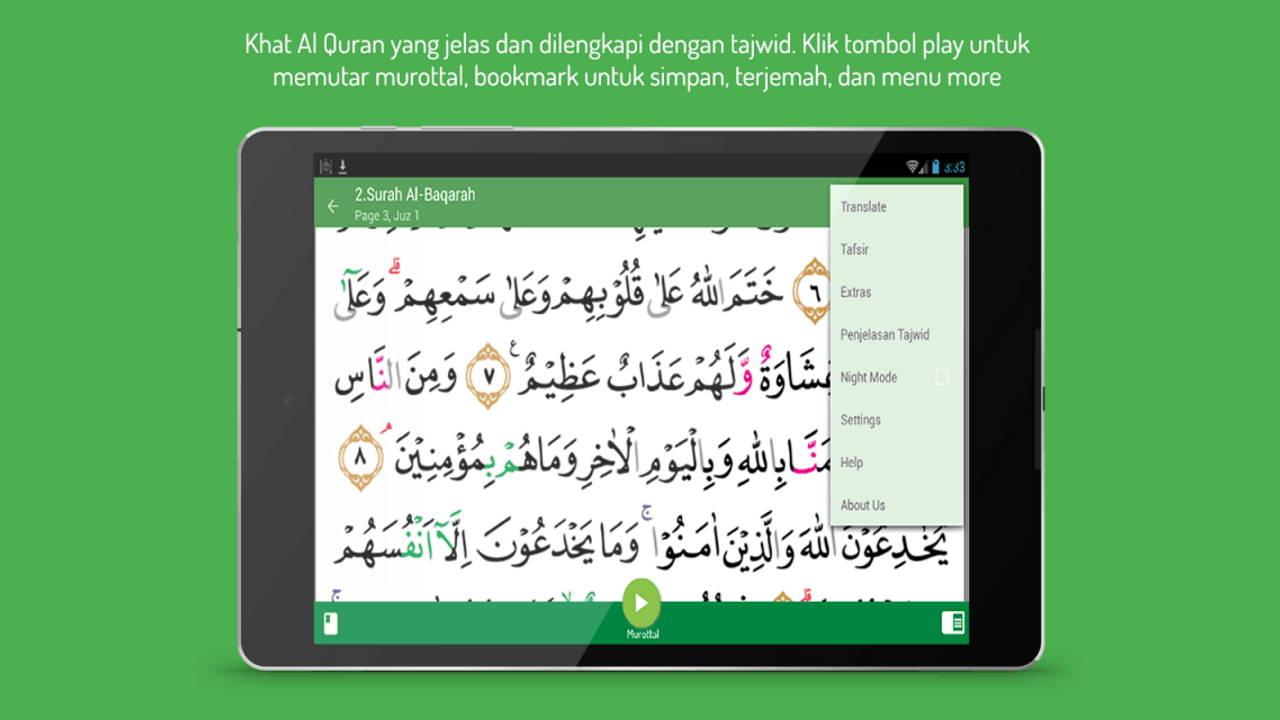 Al-Quran Tajwid
