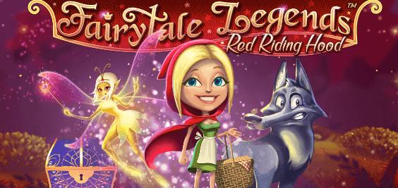 Fairytale Legends Free Slot by NetEnt
