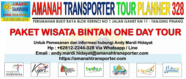 Travel Agent Bintan