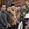 Presiden Ke-5 Megawati Soekarno Putri, Menerima Jajaran Pimpinan MPR-RI