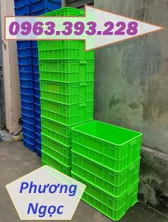 Thùng nhựa HS017, sóng nhựa bít HS017, thùng nhựa đặc có nắp,  9af7a5cd1de1f8bfa1f0