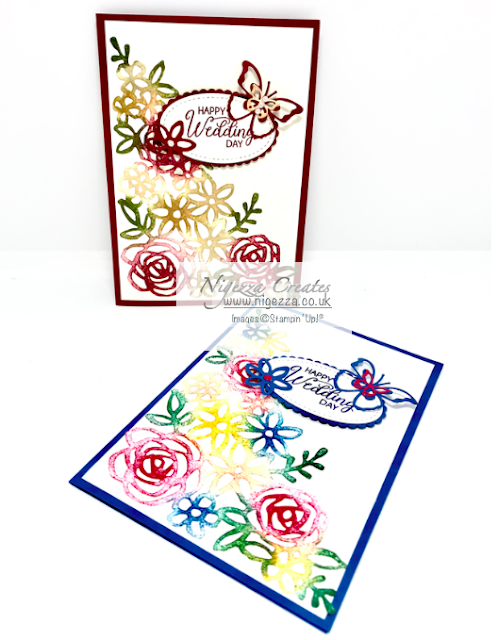 Nigezza Creates Stampin' Up! Springtime Impressions