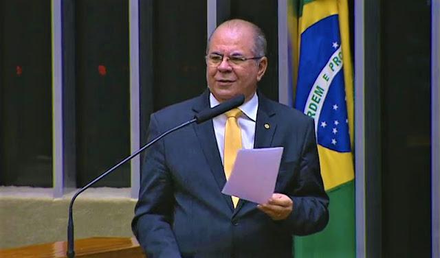 Deputado Hildo Rocha lidera aprovação de lei que transfere 10 bilhões de Reais dos recursos do pré-sal para os municípios!!!