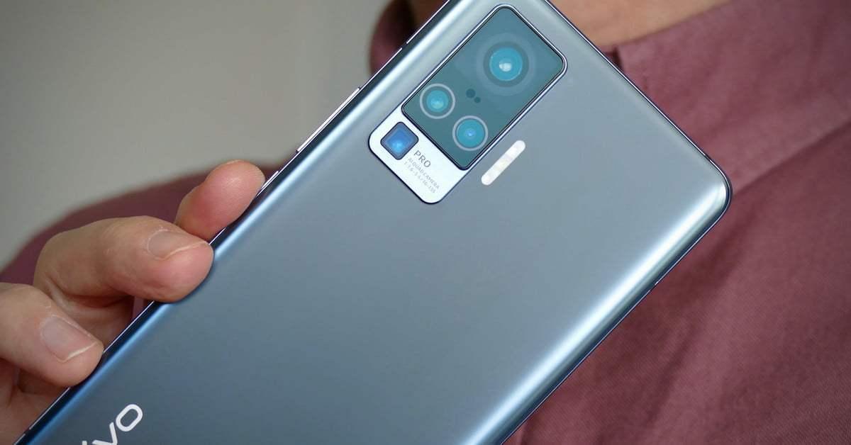 Handphone Vivo Terbaru