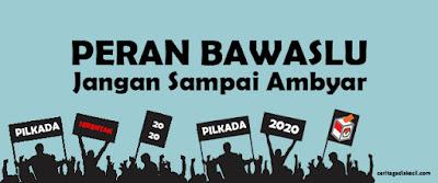 Lifestyle Blogger Medan: Menjelang Pilkada Serentak 2020 Peran Bawaslu Jangan Sampai Ambyar