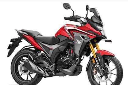 Honda CB200X Perkawinan Honda Tiger dan CB150R