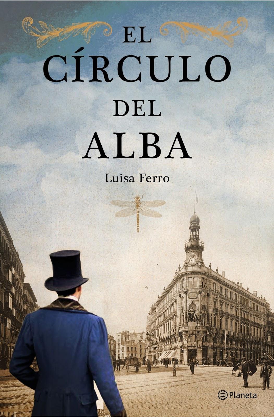 El círculo del Alba - Luisa Ferro