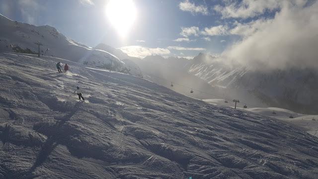 Инструктор по горным лыжам Серфаус русскоязычный