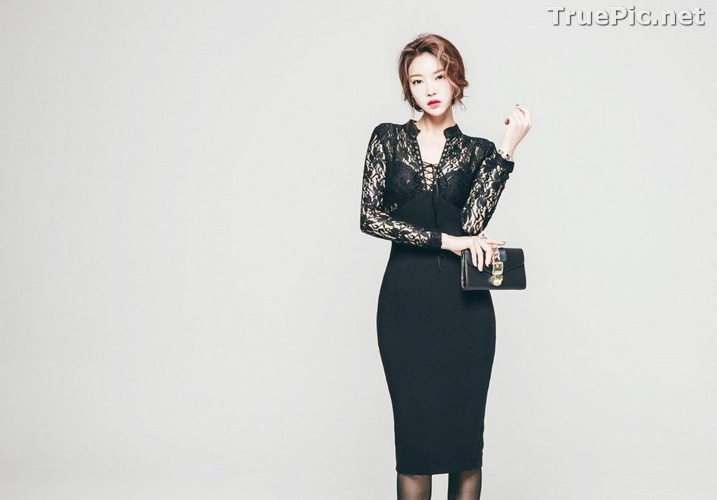 Image Korean Beautiful Model – Park Jung Yoon – Fashion Photography #11 - TruePic.net - Picture-61