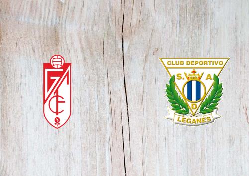 Granada vs Leganes -Highlights 28 September 2019