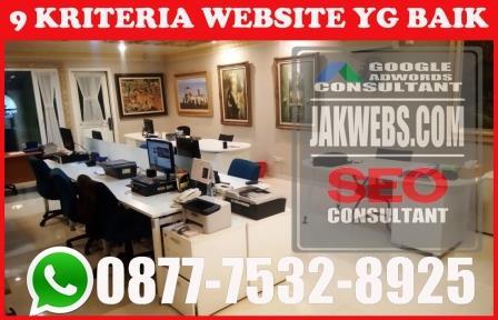 jasa pembuatan website, kriteria website yang baik, 9 kriteria web yang baik, fitur website yang baik