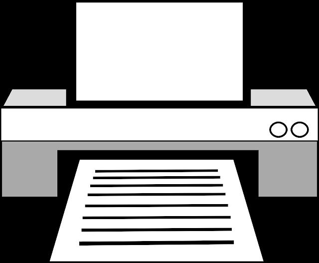Tempat Tinta Printer Canon