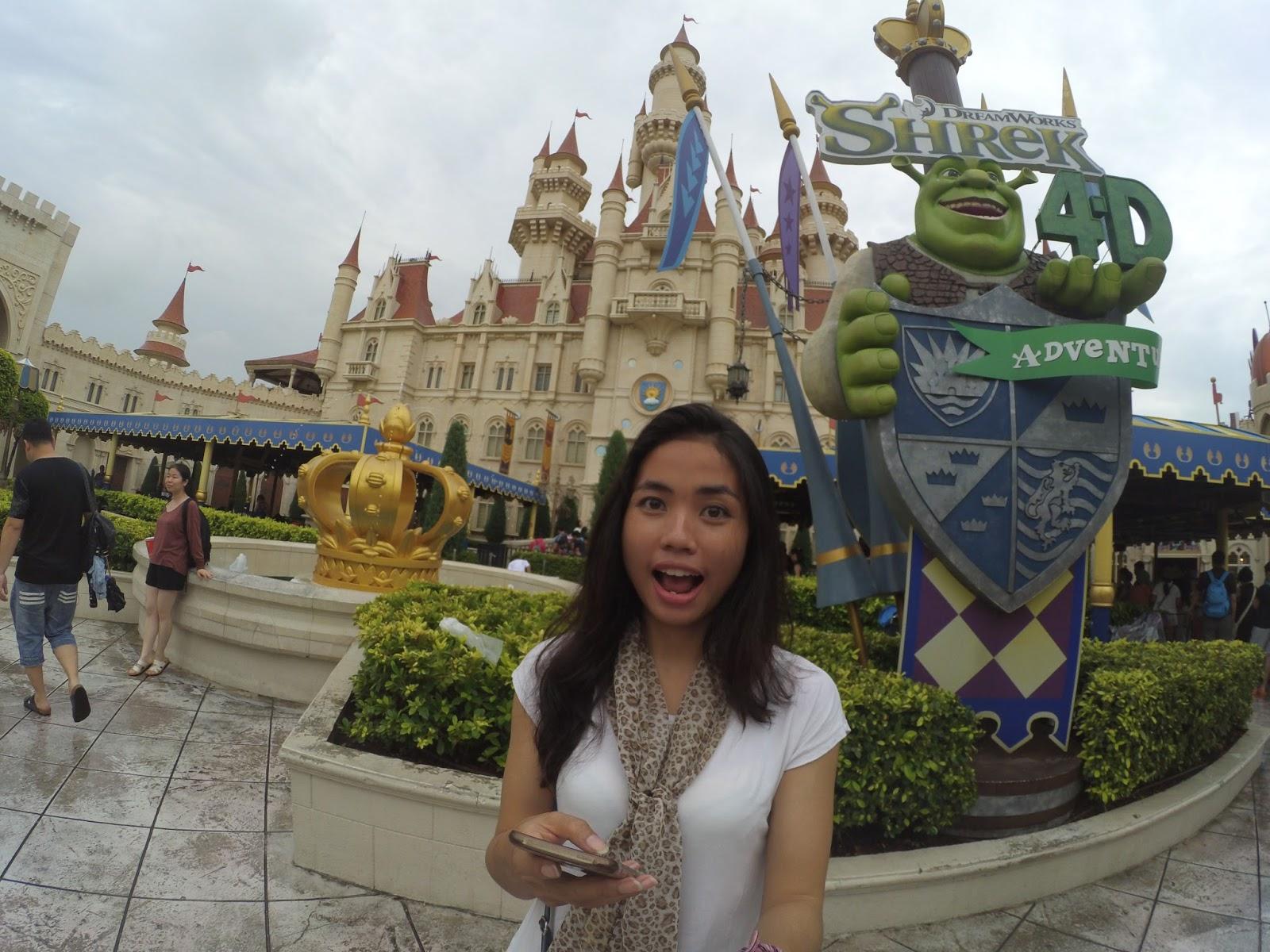 A Day At Universal Studio Singapore Rizka Amalia Windriani Tiket Singapura Anak Area Terakhir Dari Udah Mulai Sepi Dan Masuk Ke Wahana Madagascar Crate Adventure Sama Sekali Gak Antri Karena Banget D