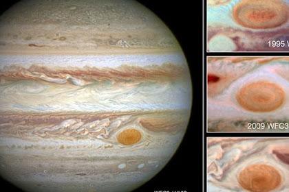 Planet Jupiter dan Asal Usul Planet Jupiter