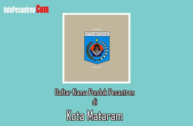 Pesantren di Kota Mataram