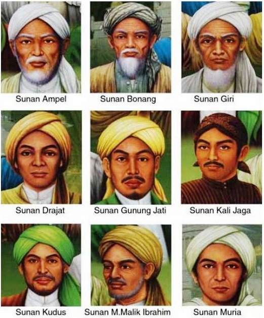 Sejarah Sunan Bonang Lengkap : sejarah, sunan, bonang, lengkap, Sejarah, Songo, Lengkap, Dengan, Gelar, Sunannya, TEMPAT, WISATA, RELIGI, INDONESIA