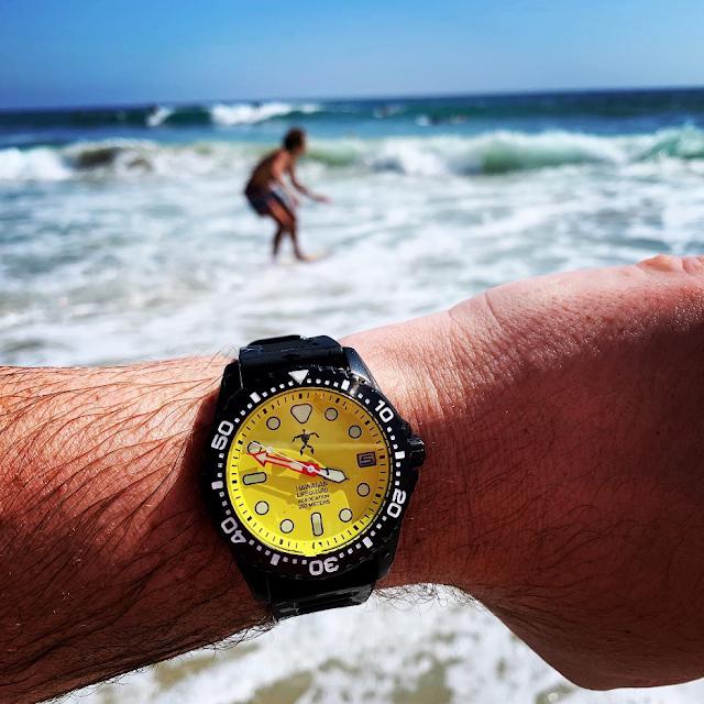 Hawaiian Lifeguard Association watch