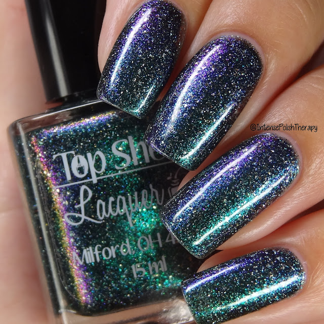 Top Shelf Lacquer Four Sheets in the Wind