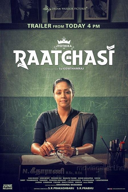 Madam Geeta Rani (Raatchasi) (2019) Hindi 720p HEVC HDRip x265 AAC DD 2.0 – 550 MB