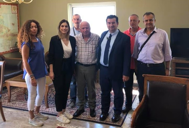 Συνάντηση Μαλτέζου με φορείς ΑμεΑ της Πελοποννήσου και της Αργολίδας