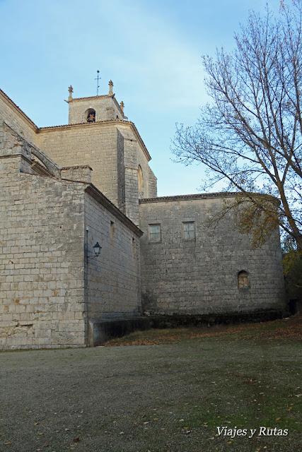Torre cidiana, San pedro de Cardeña, Burgos